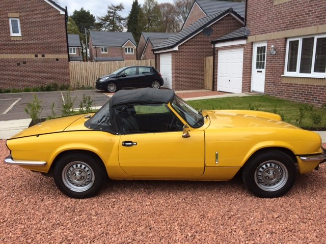Triumph Spitfire 1500 (1979) For Sale (picture 4 of 6)