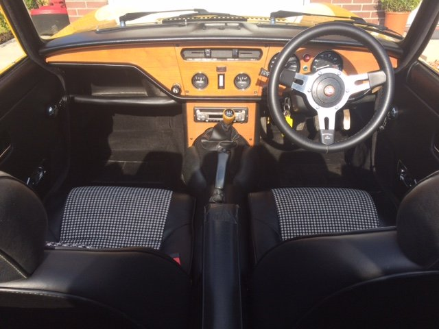 Triumph Spitfire 1500 (1979) For Sale (picture 5 of 6)