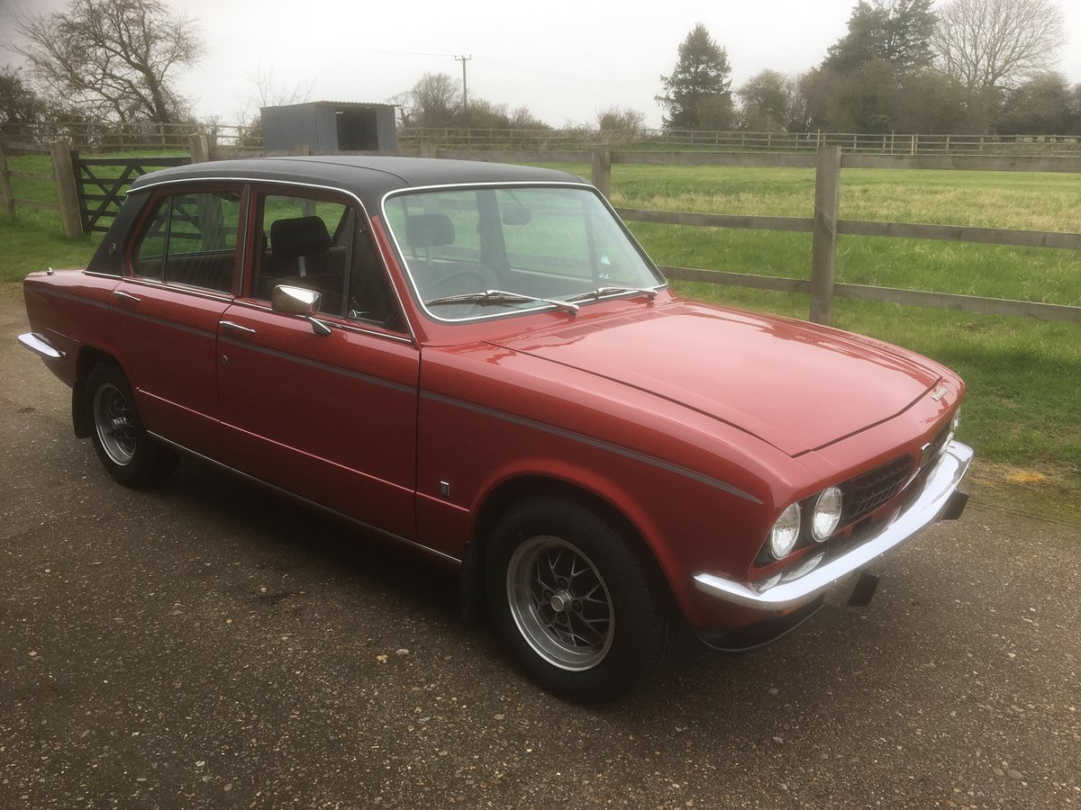 1974 Dolomite Sprint. For Sale (picture 1 of 6)