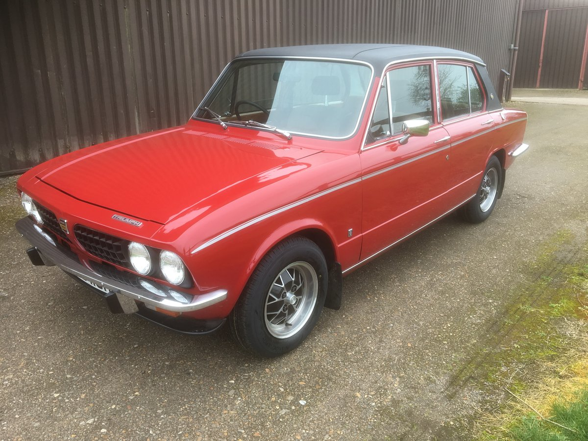1974 Dolomite Sprint. For Sale (picture 2 of 6)