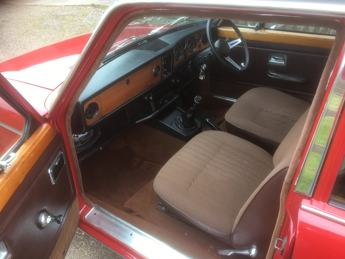 1974 Dolomite Sprint. For Sale (picture 5 of 6)