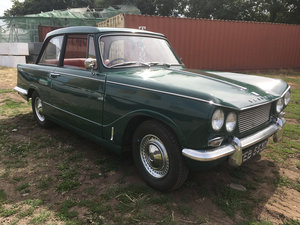1966 Triumph Vitesse 1600 Saloon For Sale