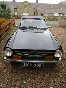 1972 Great condition, ready to enjoy, Triumph TR6