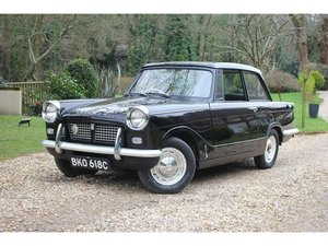 1962 Triumph Herald 2dr 42,000 MILES FROM NEW For Sale