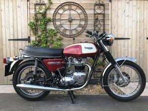 1975 Triumph T140V Bonneville