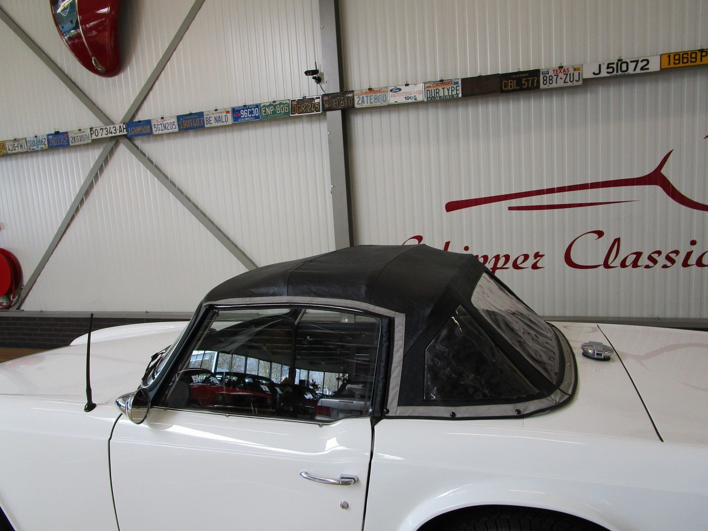 Triumph TR6 with Overdrive For Sale (picture 4 of 6)