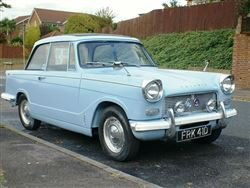 1966 Herald 12/50 - Barons Sandown Pk Tues 30th April 2019 For Sale by Auction