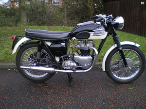 1960 Triumph T110, Bonneville - beautiful bike For Sale