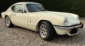 1972 GT6 Mk3 Totally restored