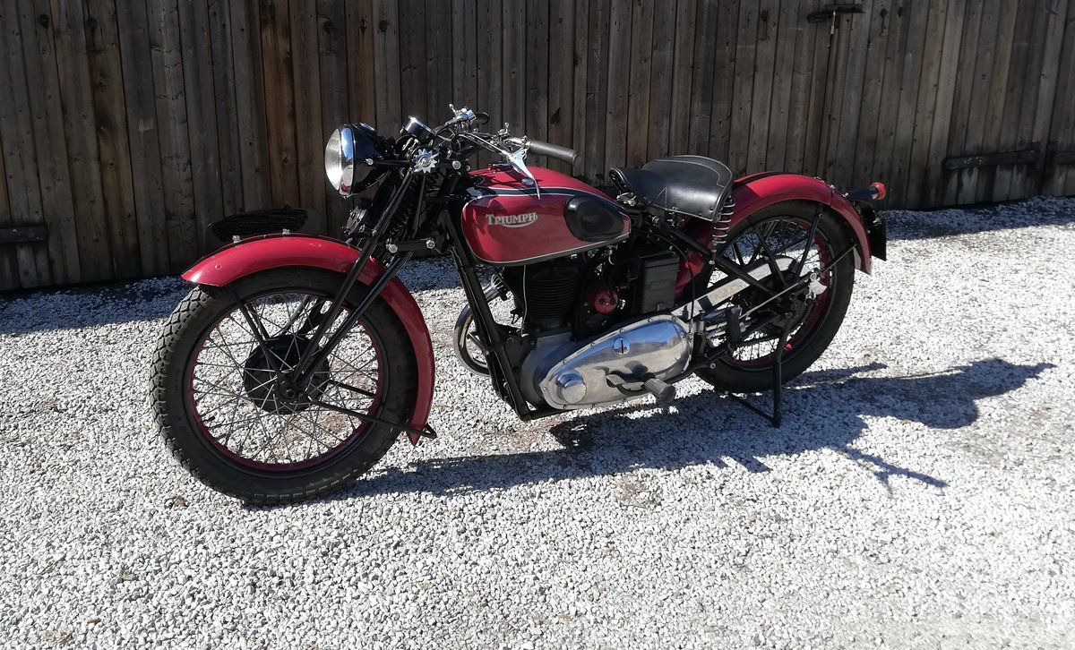 1935 Triumph 5/1 For Sale (picture 2 of 5)