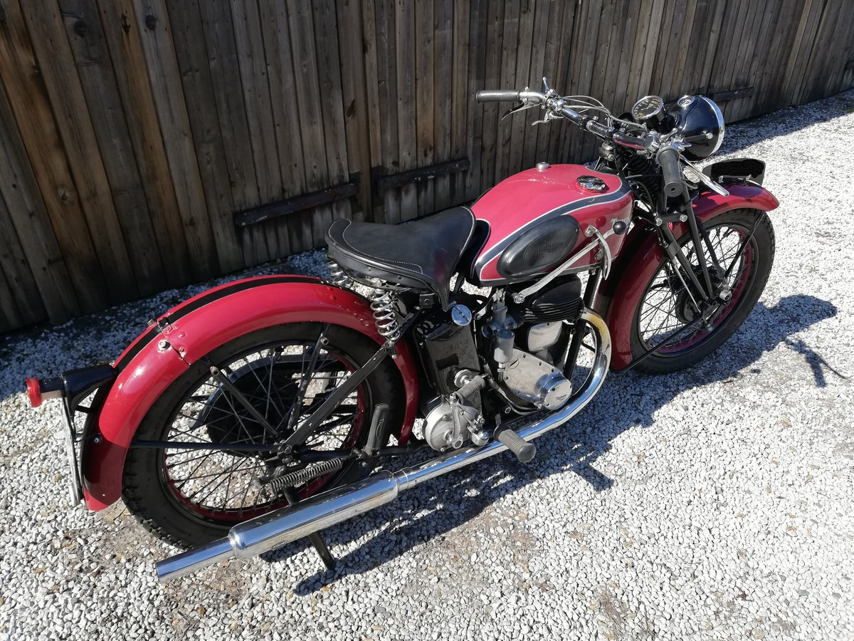 1935 Triumph 5/1 For Sale (picture 5 of 5)