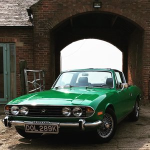 Triumph Stag 3L V8 Manual 1972 Respray Engine Rebuild Wires  SOLD