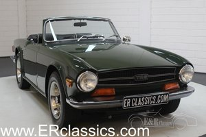 Triumph TR6 Cabriolet 1969 British Racing Green For Sale