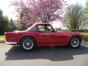 1968 Triumph TR5 For Sale For Sale