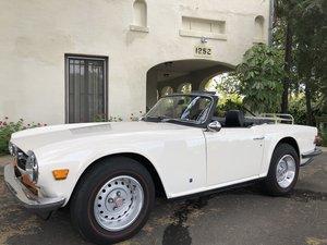 ***1972 triumph Tr6 (79,000 Orig. Miles)  For Sale