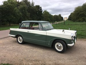 1963 Triumph Herald 1200 Saloon For Sale