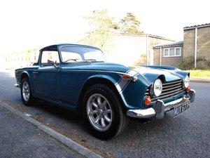 1967 Triumph TR250  For Sale
