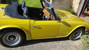 Triumph TR6 1975 for sale For Sale