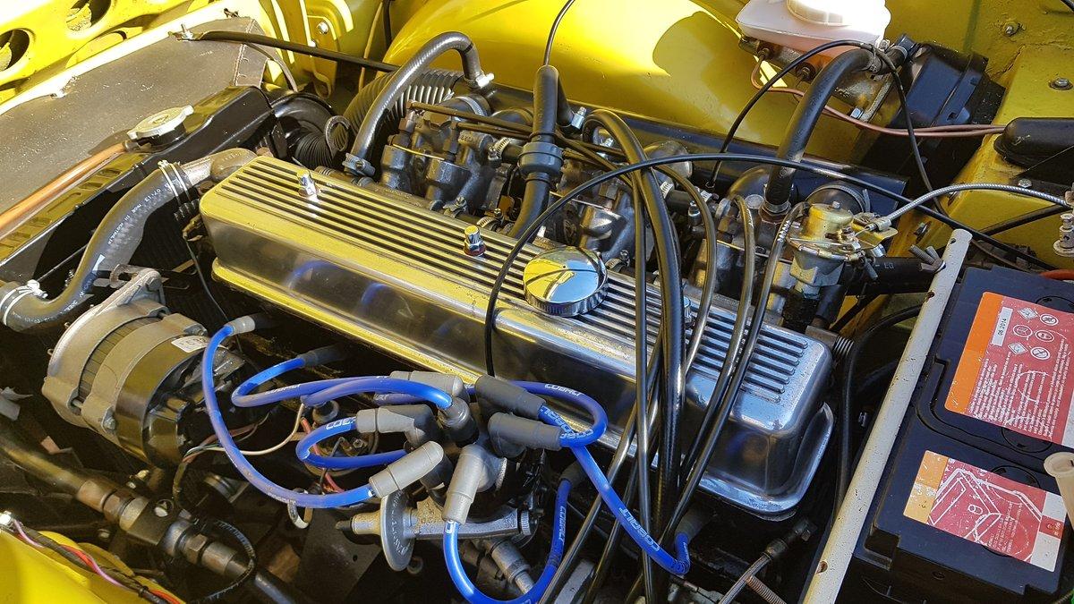 Triumph TR6 1975 for sale For Sale (picture 4 of 6)