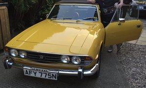 1974 Triumph Stag 3.5 For Sale