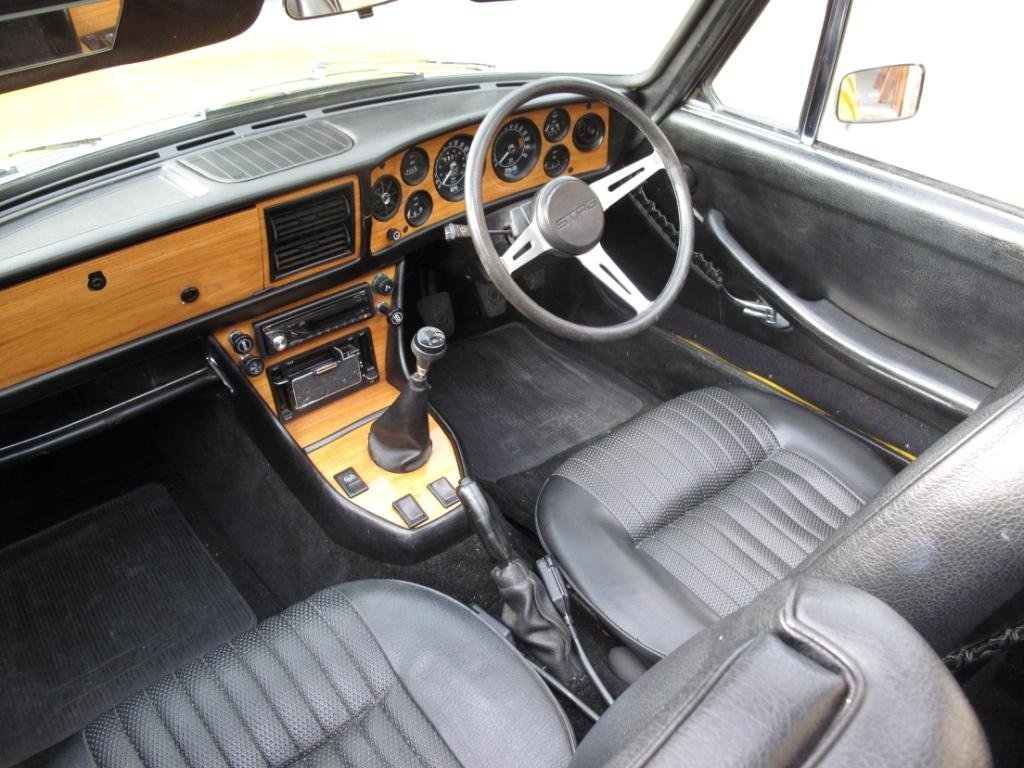 1972 Triumph Stag Manual with o/d SOLD (picture 5 of 6)