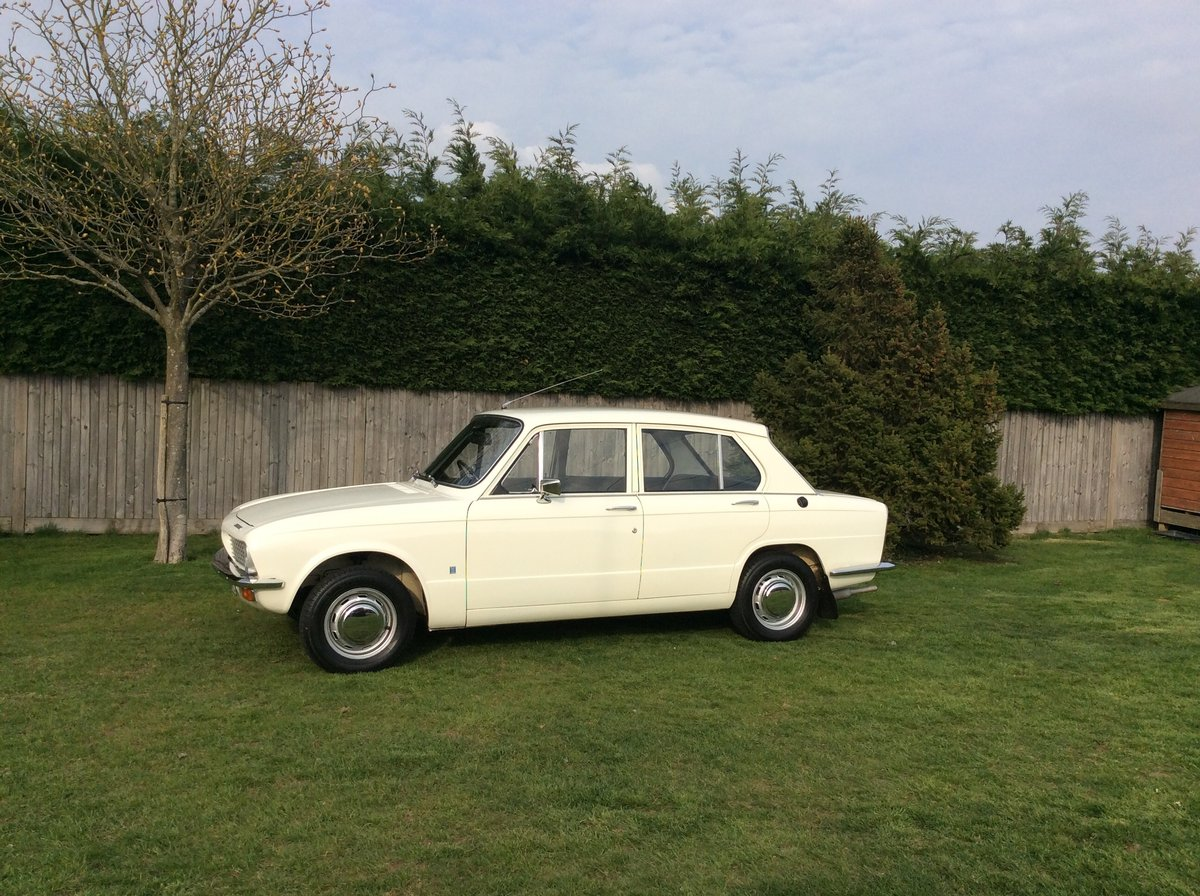 Triumph Toledo 1973 MOT and tax exempt SOLD (picture 4 of 6)
