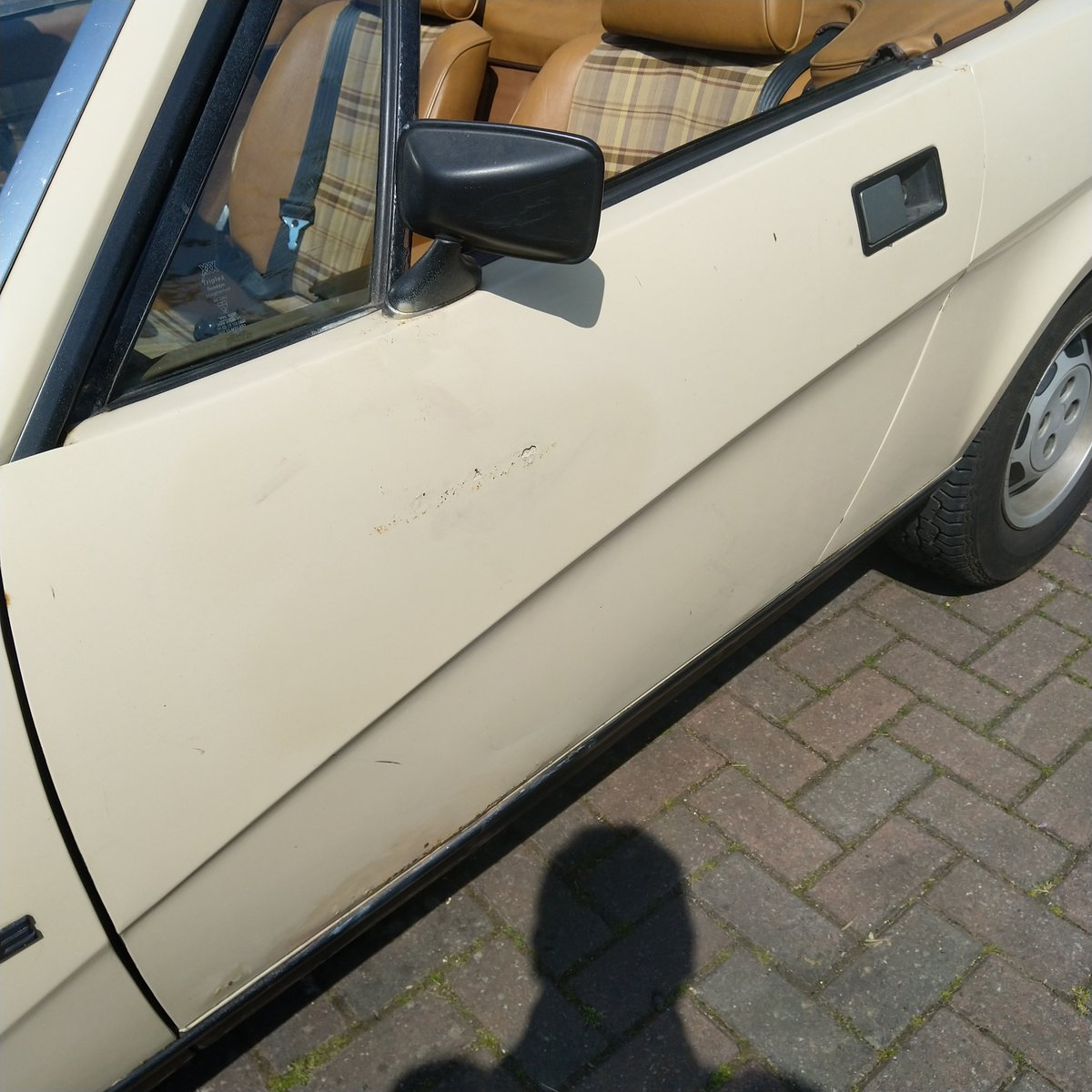 1982 2 x Owner TR7 Convertible, Low mileage. SOLD (picture 4 of 6)