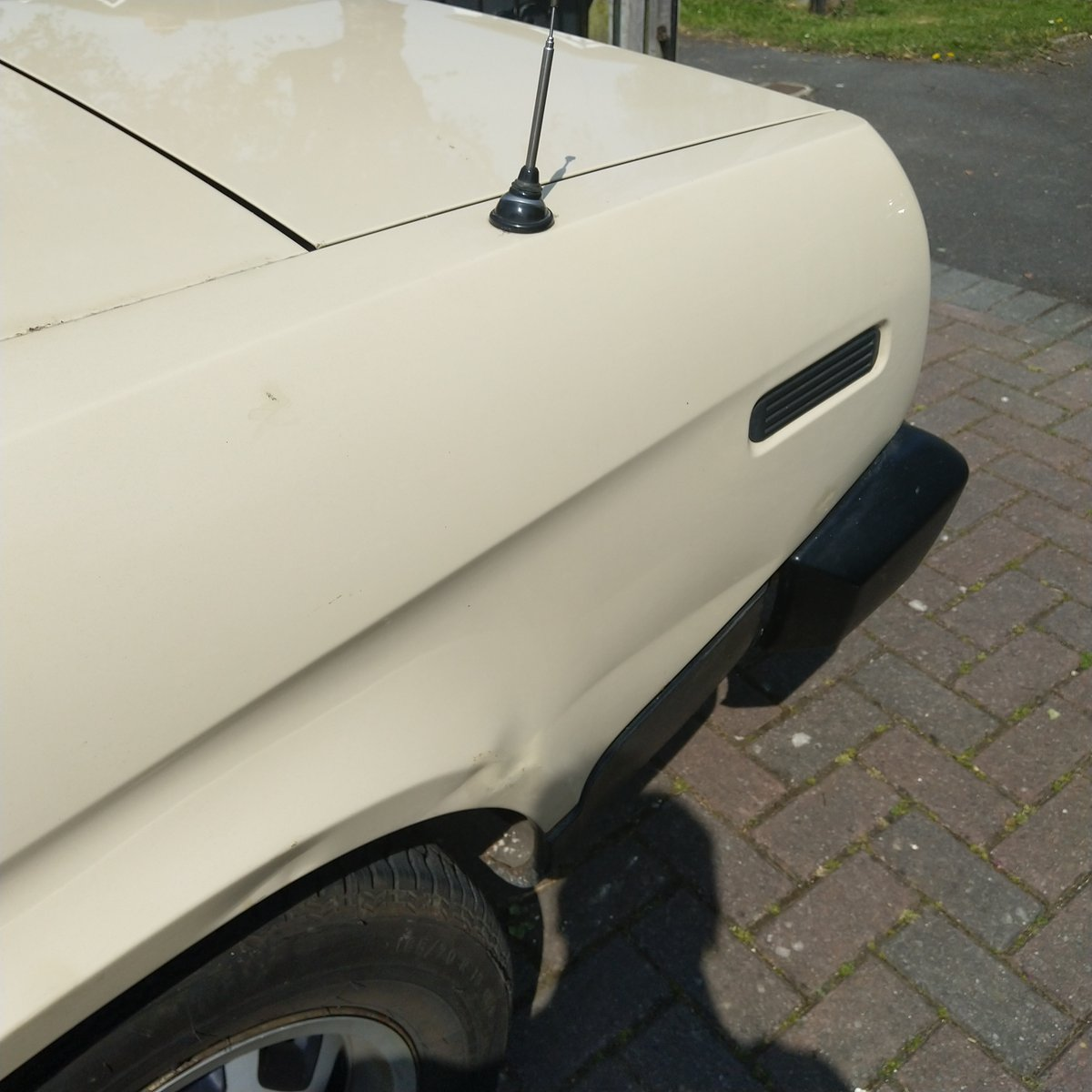 1982 2 x Owner TR7 Convertible, Low mileage. SOLD (picture 5 of 6)