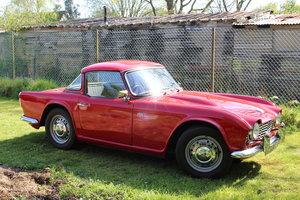 1964 TRIUMPH TR4 For Sale