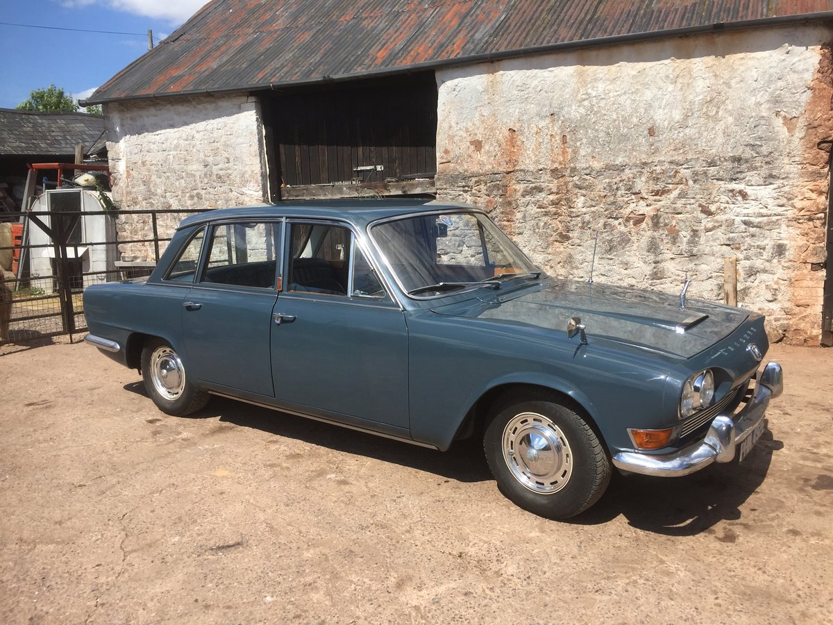 1967 Triumph 2000 auto Mk1 For Sale (picture 1 of 4)