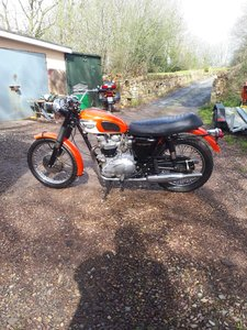 1967 Triumph TR6 C Trophy for sale