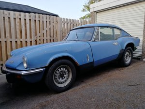 Triumph GT6 1972 For Sale