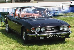 1972 Mk1/2 Triumph stag For Sale
