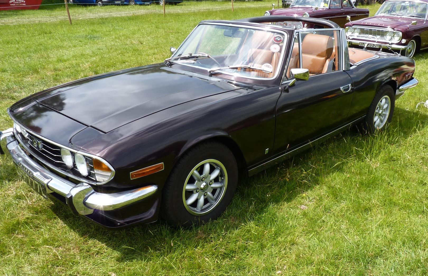 1972 Mk1/2 Triumph stag SOLD (picture 5 of 6)
