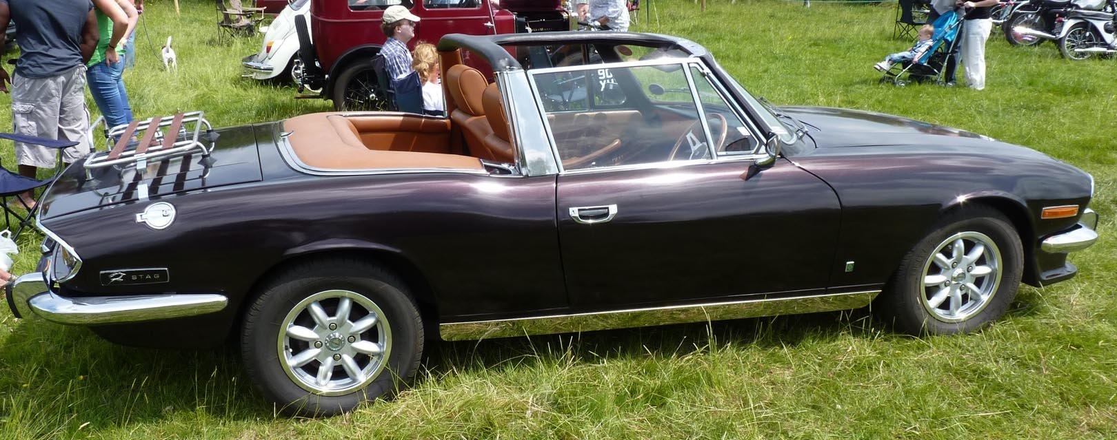 1972 Mk1/2 Triumph stag SOLD (picture 6 of 6)