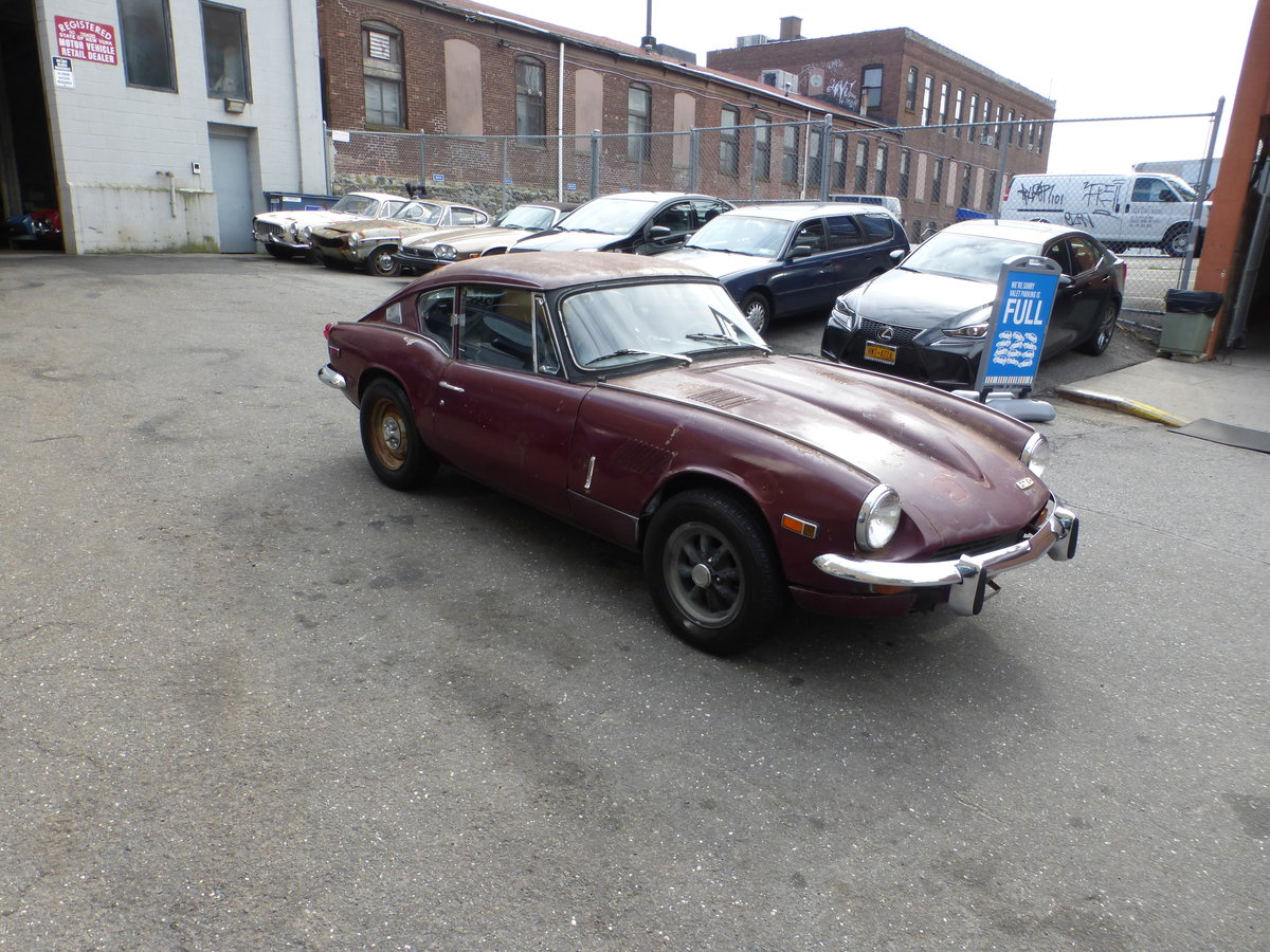 1970 Triumph Gt6 Mk Ii Runs And Drives Needs Restortion For Sale