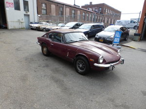 1970 Triumph GT6 MK-II Runs and Drives Needs Restortion
