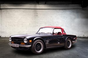 1971 Triumph TR6 Special Edition For Sale