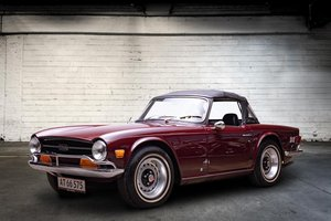 Triumph TR6 1972 For Sale