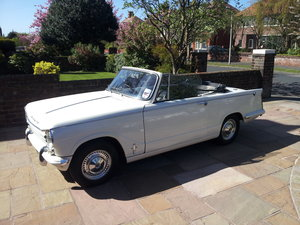 1969 Herald convertible For Sale