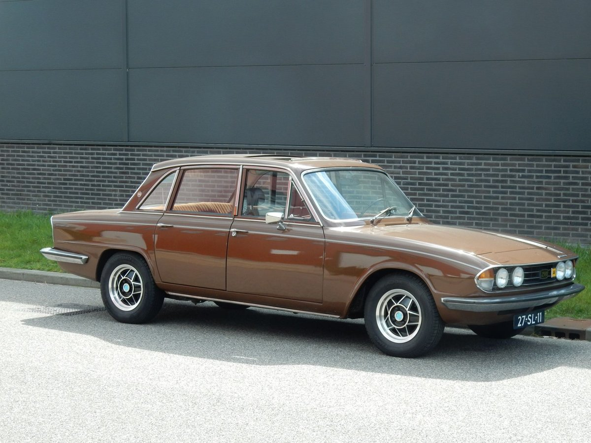 1977 Very nice Triumph 2500TC Overdrive For Sale (picture 1 of 6)