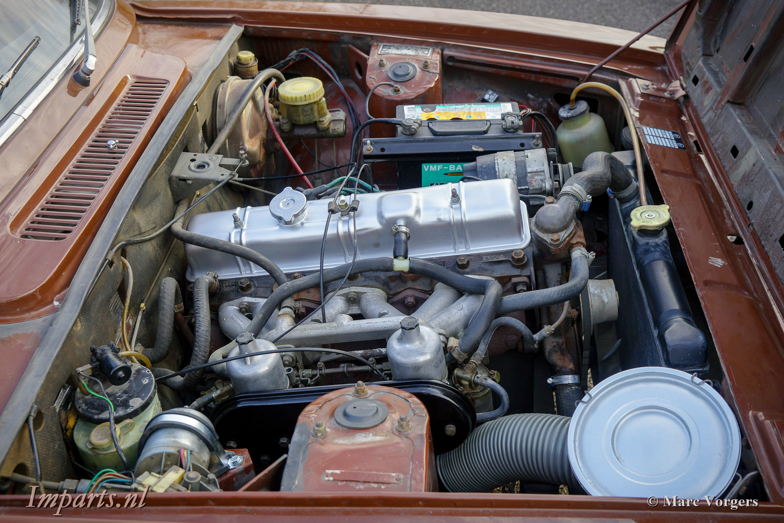 1977 Very nice Triumph 2500TC Overdrive For Sale (picture 4 of 6)