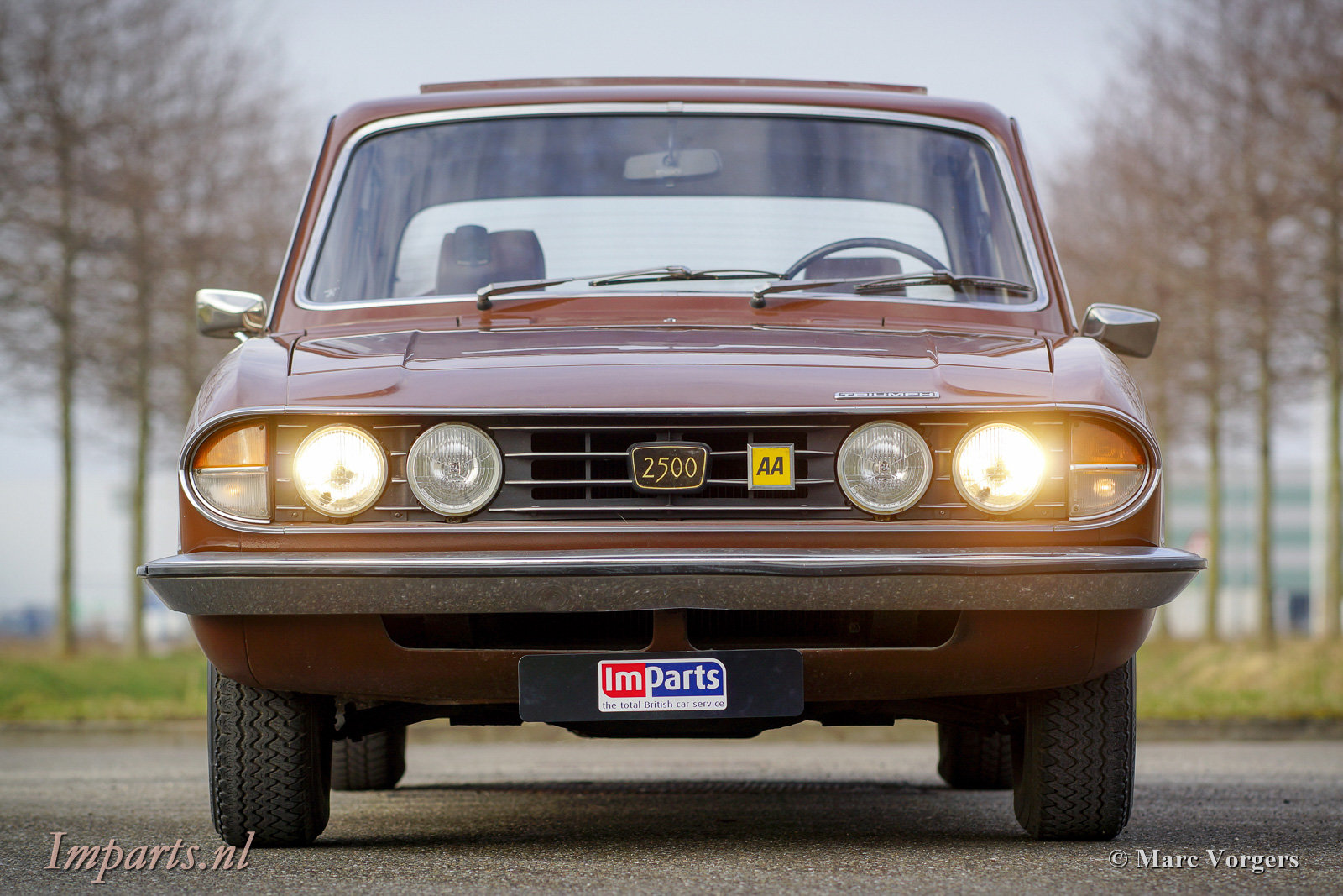 1977 Very nice Triumph 2500TC Overdrive For Sale (picture 6 of 6)