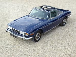 Triumph Stag Nut & Bolt Restoration/Matching Nos For Sale