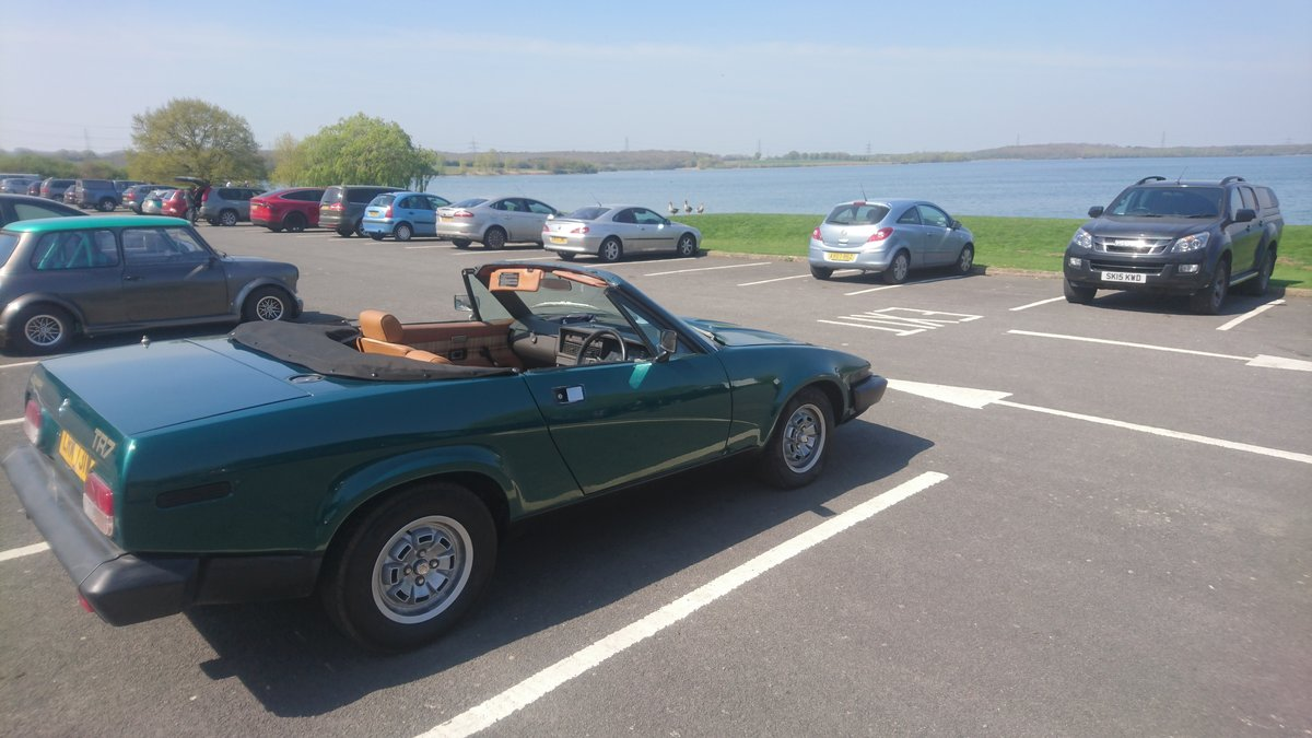 1980 TR7 drophead coupe For Sale (picture 4 of 6)