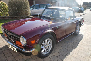 1974 triumph tr6 carburettor car. RHD For Sale
