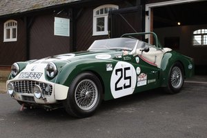 1959 TRIUMPH TR3S EVOCATION  For Sale