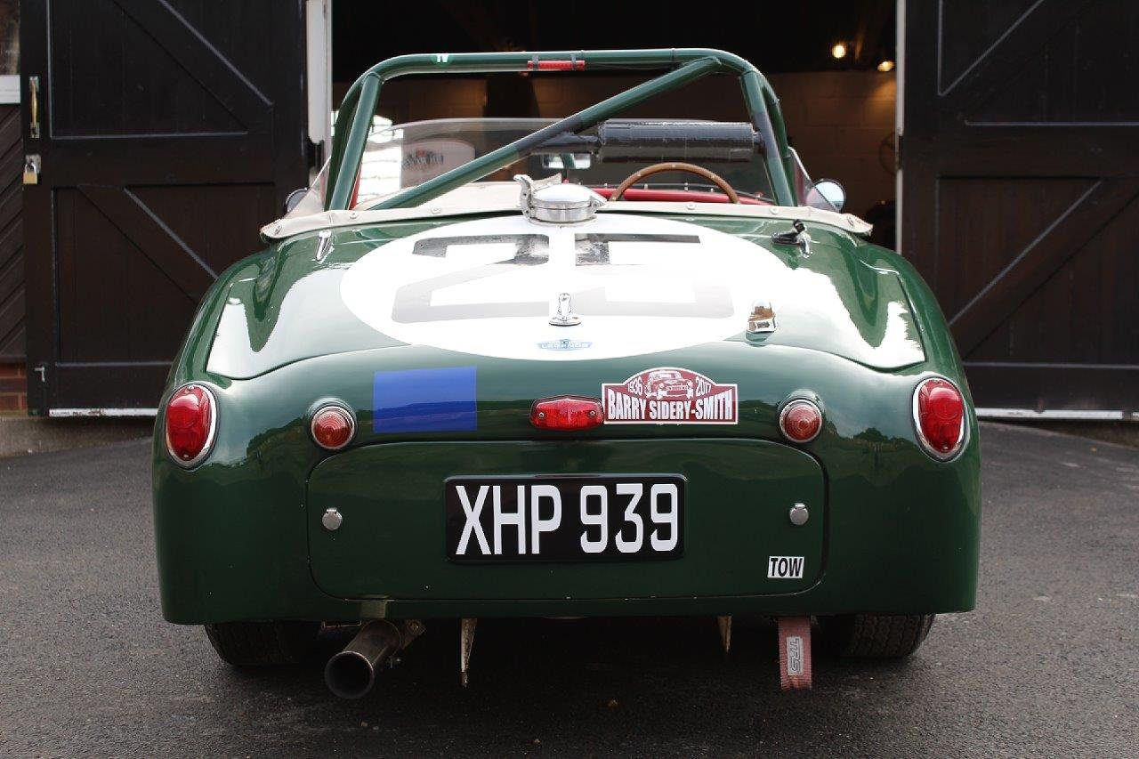 1959 TRIUMPH TR3S EVOCATION  For Sale (picture 2 of 6)