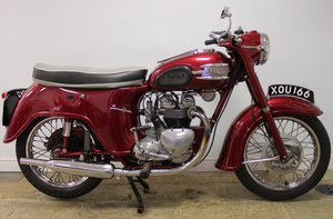 1960 960 Triumph 5TA Speed Twin 500 cc Matching Numbers  SOLD