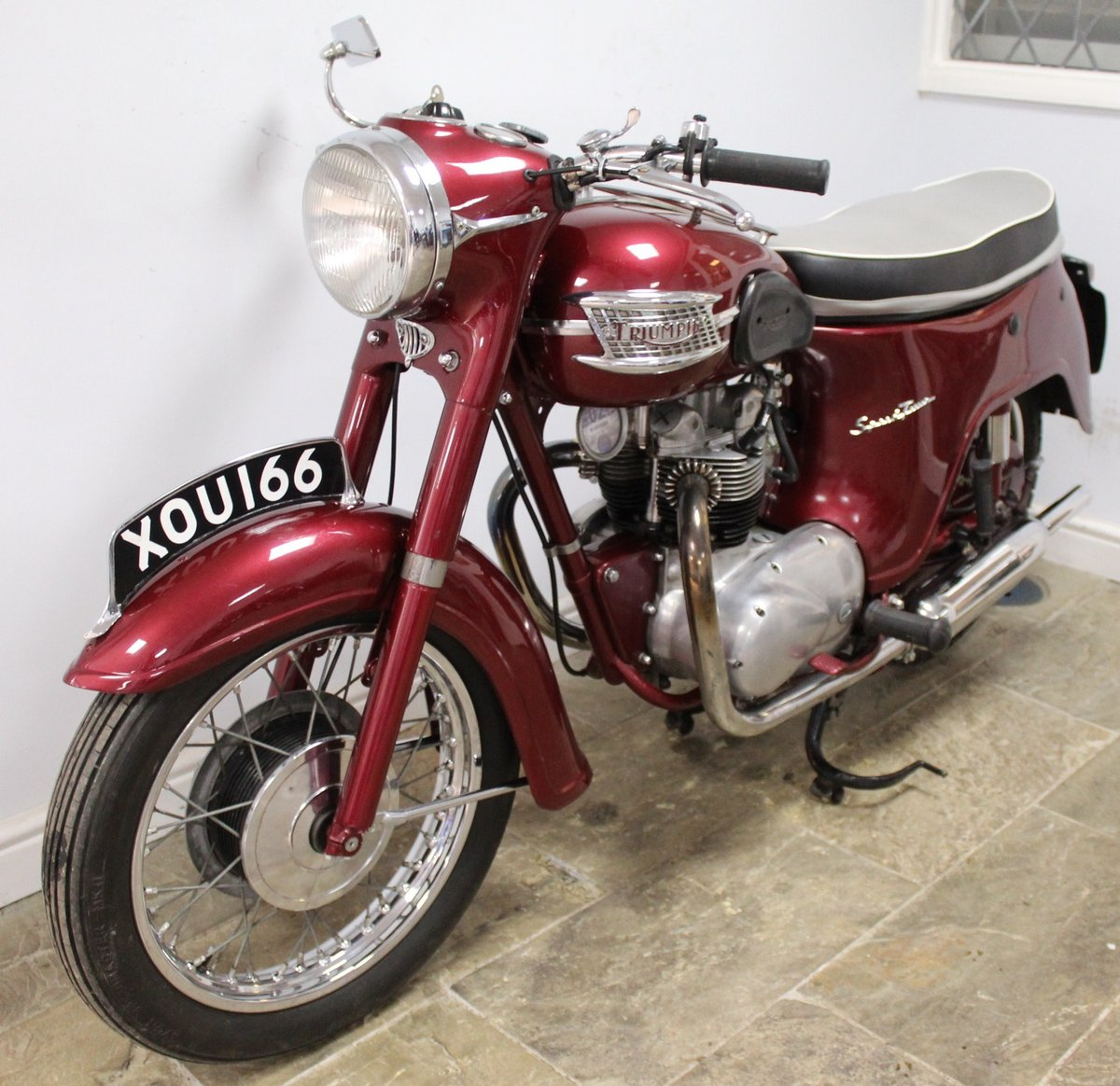1960 960 Triumph 5TA Speed Twin 500 cc Matching Numbers  SOLD (picture 6 of 6)